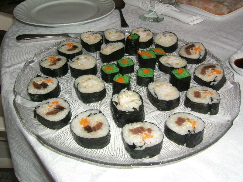 Mes sushis recettes et astuces archive du blog la for Repas simple et convivial